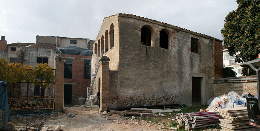 09-fachada-patio-ar47-patrimonio-olesa-de-montserrat